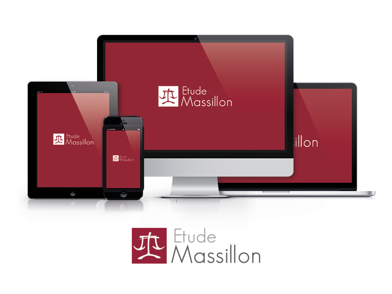 Huissier de Justice Massillon Website